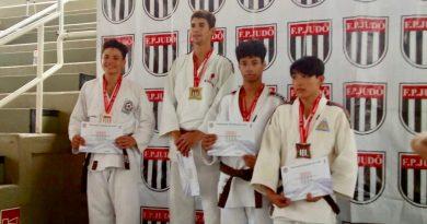 A maioria dos atletas de Barueri obteve classificação em Praia Grande