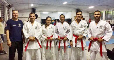 A equipe de Karatê de Osasco conquistou 5 medalhas