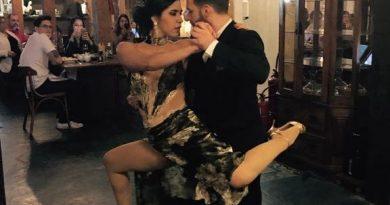 Mais uma noite de tango e jazz no Cabaña Osasco