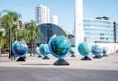 """Mostra """"17 ODS para um Mundo Melhor"""" ocupa o Memorial da América Latina"""
