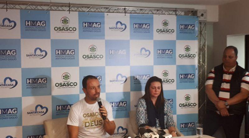 Evento que causou acidente com prefeito e primeira-dama de Osasco tem AVCB cassado