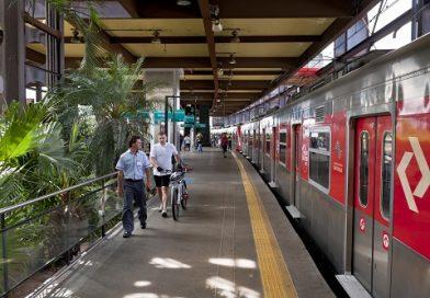 CPTM registra aumento de embarque de bicicletas nos trens