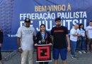 Atleta do juvenil de Barueri é ouro em nova etapa do Paulista de Jiu-Jitsu