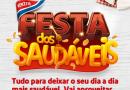 EXTRA realiza primeira edição da Festa dos Saudáveis