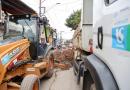 Rogério Lins pede e Sabesp inicia ampliação da rede de coleta e tratamento de esgoto