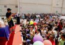 Atividade física e diversão: 7ª Voltinha da União reuniu mais de 500 crianças