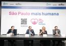 Governo lança aplicativo 'São Paulo Mais Humana' para aproximar voluntários e entidades assistenciais