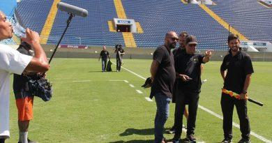 Instalações de Barueri são utilizadas para reality show do SBT sobre futebol