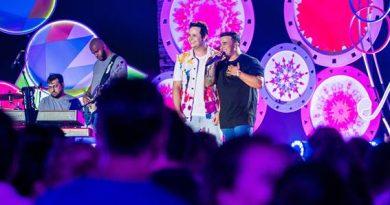 Matheus & Kauan lançam DVD gravado em Recife e comemoram 10 anos de carreira