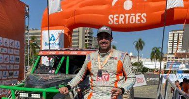 Piloto de Alphaville, Fabrício Bianchini, vai encarar o Sertões de Buggy V6 da MEM Motorsport