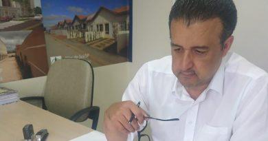 Cacildo Nunes, ex-candidato a prefeito pelo Partido Novo está prestes a declarar seu apoio a prefeito