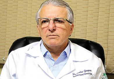 Dr. Gaspar retira candidatura para prefeito de Osasco