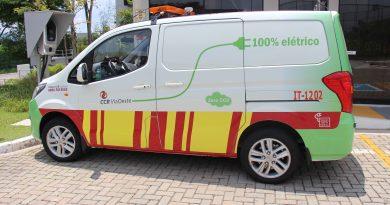 CCR ViaOeste utiliza veículo elétrico para auxílio aos motoristas na Castello Branco