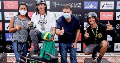 Leandro Overall conquista o tetracampeonato de BMX Dirt em Carapicuíba