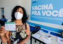 Pessoas com 65 e 66 anos podem ser vacinadas contra a Covid a partir da próxima segunda-feira (19)