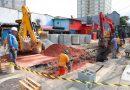 Prefeitura amplia sistema de drenagem para conter alagamentos no Calçadão