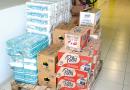 Postos de vacinação de Barueri recebem doações