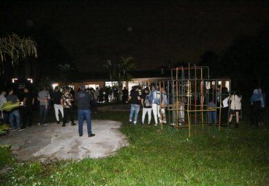 Festa clandestina na Zona Norte de SP é interrompida pelo Comitê de Blitze
