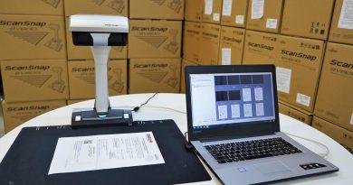 Novos scanners planetários otimizarão trabalhos administrativos e pedagógicos