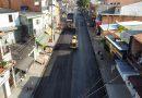 Rua Adoniram Barbosa, em Barueri, recebe mais de 11 mil metros quadrados de recapeamento