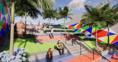 Prefeitura de Itapevi revitaliza escadão no Centro da cidade