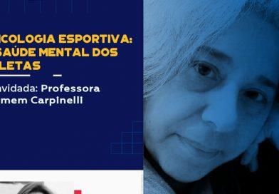 """UNIP apresenta em live a temática """"Psicologia Esportiva: a saúde mental dos atletas"""""""