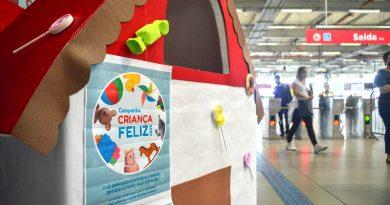 CPTM inicia campanha de doação de brinquedos para o Dia das Crianças