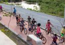 Alphaville recebe passeio ciclístico para conscientização contra o câncer de mama dia 23/10