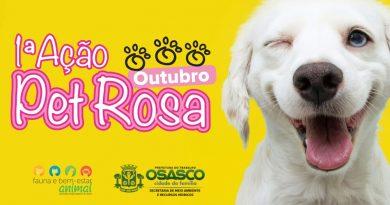 Osasco realiza I Outubro Pet Rosa